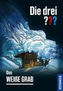 Cover-Bild zu Nevis, Ben: Die drei ??? Das weiße Grab (drei Fragezeichen) (eBook)