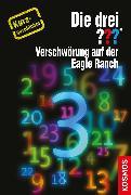 Cover-Bild zu Buchna, Hendrik: Die drei ??? Verschwörung auf der Eagle Ranch (drei Fragezeichen) (eBook)
