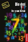 Cover-Bild zu Buchna, Hendrik: Die drei ??? Der graue Dämon (drei Fragezeichen) (eBook)
