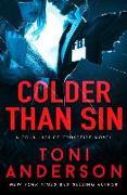 Cover-Bild zu Anderson, Toni: Colder Than Sin