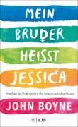 Cover-Bild zu Boyne, John: Mein Bruder heißt Jessica (eBook)