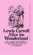 Cover-Bild zu Alice im Wunderland von Carroll, Lewis