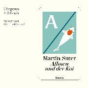 Cover-Bild zu Allmen und der Koi (Audio Download) von Suter, Martin
