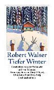 Cover-Bild zu Tiefer Winter von Walser, Robert