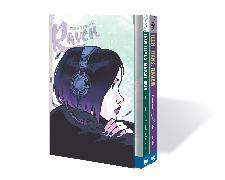 Cover-Bild zu Garcia, Kami: Teen Titans: Raven and Beast Boy HC Box Set