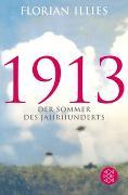 Cover-Bild zu Illies, Florian: 1913