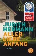 Cover-Bild zu Hermann, Judith: Aller Liebe Anfang