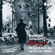 Cover-Bild zu eBook Maigret und die verrückte Witwe
