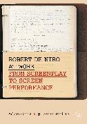 Cover-Bild zu Price, Steven: Robert De Niro at Work (eBook)
