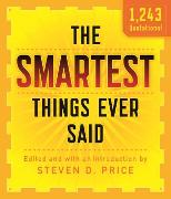 Cover-Bild zu Price, Steven: The Smartest Things Ever Said, New and Expanded (eBook)