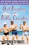 Cover-Bild zu Price, Steven D.: Gut Busters and Belly Laughs (eBook)
