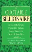 Cover-Bild zu Price, Steven D.: The Quotable Billionaire (eBook)