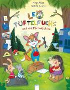 Cover-Bild zu Leo Tüftelfuchs und die Mutmaschine von Alves, Katja