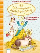 Cover-Bild zu Die supergheime Pfötchen-Gäng (1). Der Zwei-Millionen-Körnerschatz von Alves, Katja