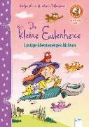Cover-Bild zu Die kleine Eulenhexe. Lustige Abenteuergeschichten von Alves, Katja