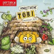 Cover-Bild zu Kauer, Jacqueline: Angstbiene Tobi
