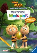 Cover-Bild zu Studio 100 Media GmbH: Biene Majas neues buntes Abenteuer