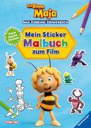 Cover-Bild zu Studio 100 Media GmbH: Die Biene Maja: Mein Sticker-Malbuch zum Film