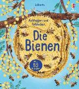 Cover-Bild zu Bone, Emily: Aufklappen und Entdecken: Die Bienen