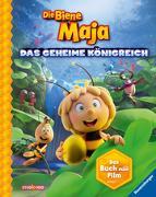 Cover-Bild zu Korda, Steffi: Die Biene Maja das geheime Königreich: Das Buch zum Film