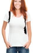 Cover-Bild zu Krimiwelt Damenshirt Halfter Gr.XL