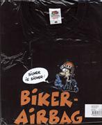 Cover-Bild zu MOTOmania T-Shirt schwarz L - Airbag