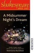 Cover-Bild zu Durband, Alan: Shakespeare Made Easy: A Midsummer Night's Dream