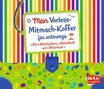 Cover-Bild zu Mein Vorlese-Mitmach-Koffer für unterwegs von Jonsson, Runer
