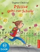 Cover-Bild zu Millie geht zur Schule (eBook) von Chidolue, Dagmar