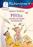 Cover-Bild zu Millie und die verrückte Schulstunde von Chidolue, Dagmar