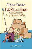 Cover-Bild zu Ricki und Rosa und das große Drunter und Drüber (eBook) von Chidolue, Dagmar