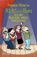Cover-Bild zu Ricki und Rosa und das Alles-geht-schief-Schulprojekt (eBook) von Chidolue, Dagmar