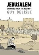Cover-Bild zu Delisle, Guy: Jerusalem: Chronicles from the Holy City