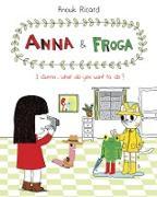 Cover-Bild zu Ricard, Anouk: Anna and Froga 2
