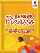 Cover-Bild zu Bambino Picasso von Coloring Bandit