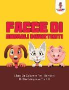 Cover-Bild zu Facce Di Animali Divertenti von Coloring Bandit
