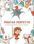 Cover-Bild zu Pinatas Perfetto von Coloring Bandit