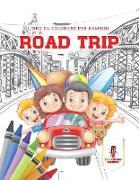 Cover-Bild zu Road Trip von Coloring Bandit