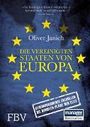 Cover-Bild zu Janich, Oliver: Die Vereinigten Staaten von Europa