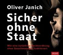 Cover-Bild zu Janich, Oliver: Sicher ohne Staat