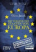 Cover-Bild zu Janich, Oliver: Die Vereinigten Staaten von Europa (eBook)