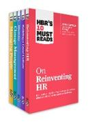 Cover-Bild zu HBR's 10 Must Reads for HR Leaders Collection (5 Books) (eBook) von Review, Harvard Business