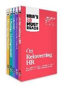 Cover-Bild zu HBR's 10 Must Reads for HR Leaders Collection (5 Books) von Review, Harvard Business