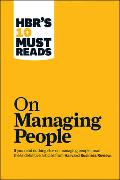 "Cover-Bild zu HBR's 10 Must Reads on Managing People (with featured article ""Leadership That Gets Results,"" by Daniel Goleman) von Review, Harvard Business"