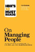 "Cover-Bild zu HBR's 10 Must Reads on Managing People (with featured article ""Leadership That Gets Results,"" by Daniel Goleman) (eBook) von Review, Harvard Business"