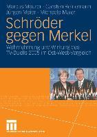 Cover-Bild zu Schröder gegen Merkel von Maurer, Marcus
