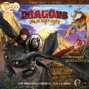 Cover-Bild zu Folge 22: Gefährliche Gesänge / Drachenbasis (Das Original-Hörspiel zur TV-Serie) (Audio Download) von Giersch, Marcus