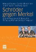 Cover-Bild zu Schröder gegen Merkel (eBook) von Reinemann, Carsten