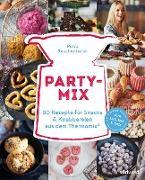 Cover-Bild zu Party-Mix (eBook) von Reschenhofer, Petra