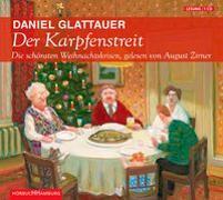 Cover-Bild zu Der Karpfenstreit von Glattauer, Daniel